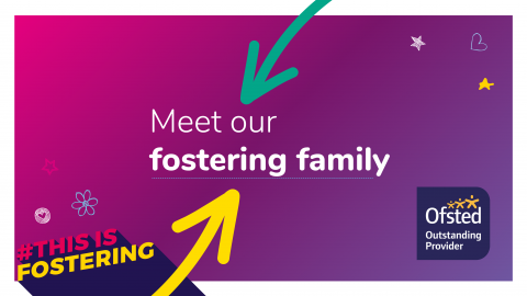 Meet our fostering family