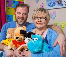 Why Julie and Dave joined Trust Fostering
